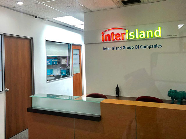 Inter Island Management Services, Established